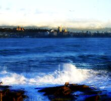 Manly, NSW by Floralynne