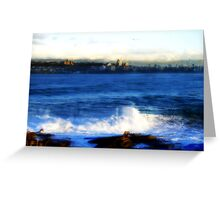 Manly, NSW Greeting Card