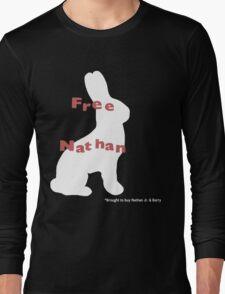Free Nathan Long Sleeve T-Shirt