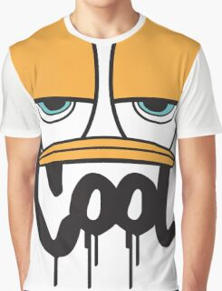 Mr. COOL Graphic T-Shirt