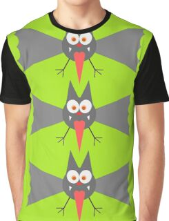 Vampire Bats by Chillee Wilson Graphic T-Shirt