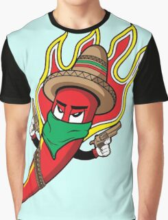 Mr. Spicy HOT Graphic T-Shirt