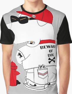 Beware of dog Graphic T-Shirt