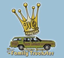 The Wagon Queen Family Truckster by Tom  Ledin