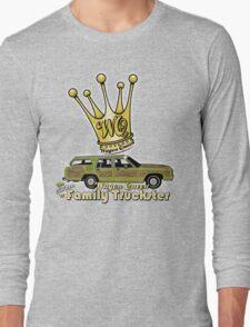 The Wagon Queen Family Truckster Long Sleeve T-Shirt