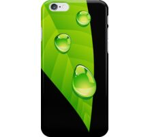 water crop iPhone Case/Skin