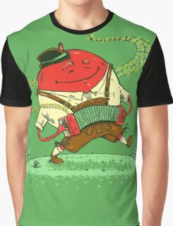 The Polka Dot Graphic T-Shirt