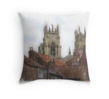 Minster Throw Pillow