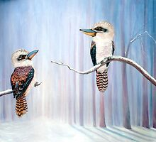 Kookaburra Connection  by Linda Callaghan