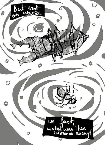 (Bug) War page 4 by PieterDC