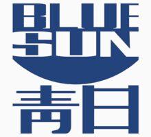 Blue Sun Corporate Logo by Spacestuffplus