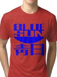 Blue Sun Corporate Logo Tri-blend T-Shirt