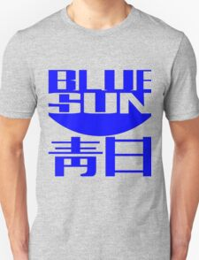 Blue Sun Corporate Logo Unisex T-Shirt