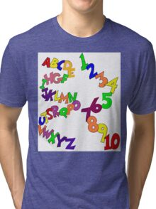 ALL THE BASICS Tri-blend T-Shirt