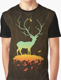Fawn and Flora Graphic T-Shirt