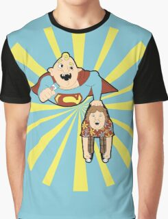 Super Sloth Graphic T-Shirt