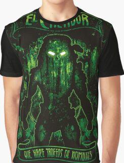 El Cazador Graphic T-Shirt