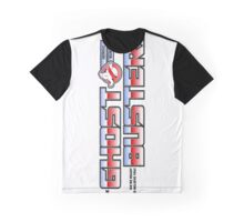 TF Ghostbusters (Ready 2 Believe) Wht Ver.3 Graphic T-Shirt