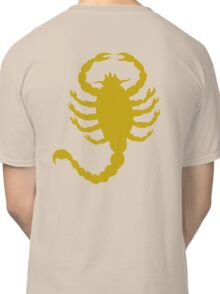 DRIVE SCORPION (GOLD) Classic T-Shirt