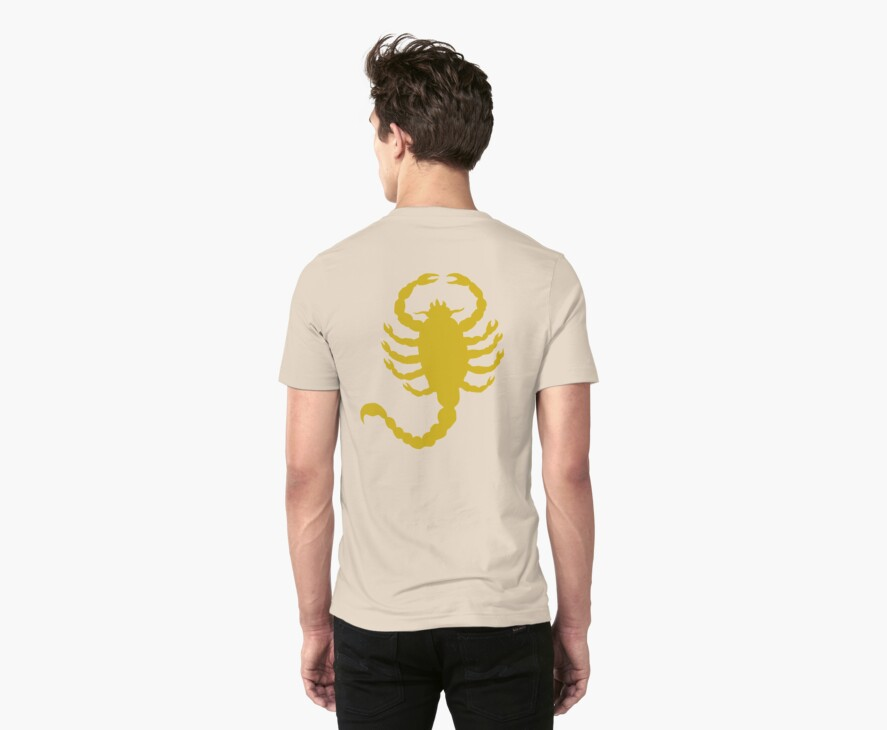 DRIVE SCORPION (GOLD) by DREWWISE