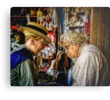 The Old Wives Tale Metal Print
