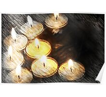 By Candlelight Poster