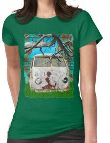 kombi creation Womens Fitted T-Shirt