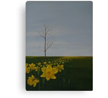 Spring again Canvas Print