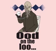 Ood on the loo...  Kids Tee