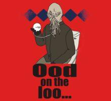 Ood on the loo...  One Piece - Short Sleeve