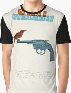 To kill a Mockingbird Graphic T-Shirt