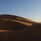 Erg Chebbi,  Moroccan Sahara by Alisdair Gurney