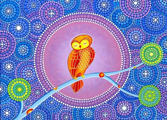Owl Goddess Magic by Elspeth McLean