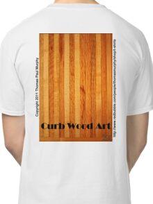 Official Curb Wood Art T shirt Classic T-Shirt