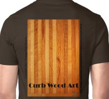 Official Curb Wood Art T shirt Unisex T-Shirt