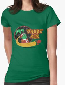 O'Hare Air Womens Fitted T-Shirt