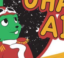 O'Hare Air Sticker