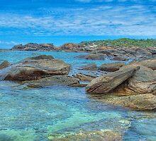 Redgate Beach by FLYINGSCOTSMAN