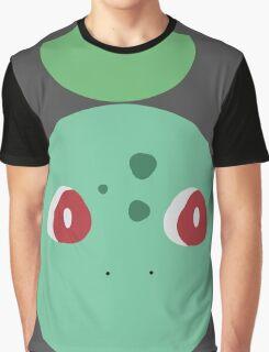 Bulbasaur Ball Graphic T-Shirt