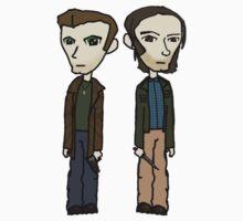 Dean & Sam Kids Tee