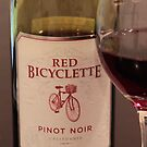 Bicyclette by Joy Fitzhorn