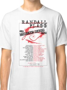 Randall Flagg World Tour- Metal/Hardcore/Punk Style Classic T-Shirt