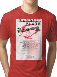 Randall Flagg World Tour- Metal/Hardcore/Punk Style Tri-blend T-Shirt