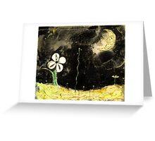 Wiggly Night Greeting Card