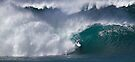 Josh Kerr At Billabong Pipe Masters In Memory of Andy Irons 2011 by Alex Preiss