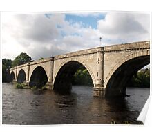 Bridge over the River Tay Poster