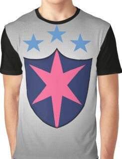 Shining Armor Chest Plate Graphic T-Shirt