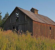 Cheney Barn by JasPeRPhoto