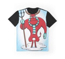 Cold Day in Hell Graphic T-Shirt