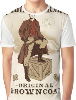 Captain Malcolm  Graphic T-Shirt